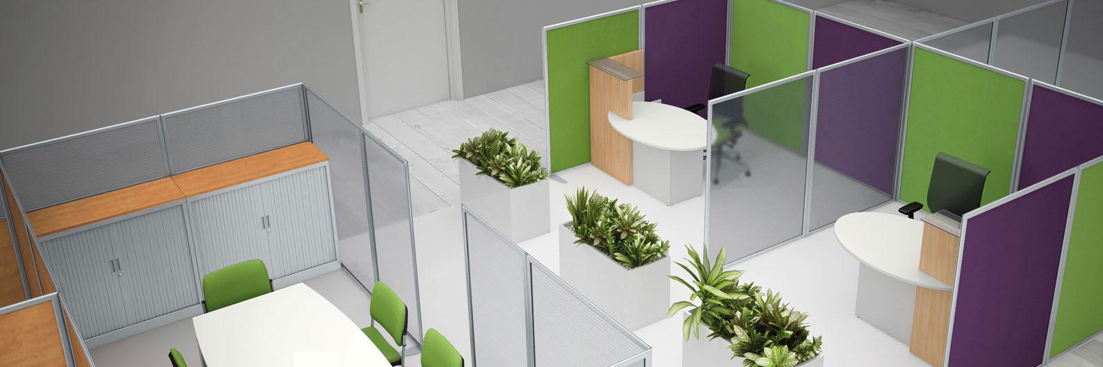 Création d'un bureau en openspace, les questions à se poser