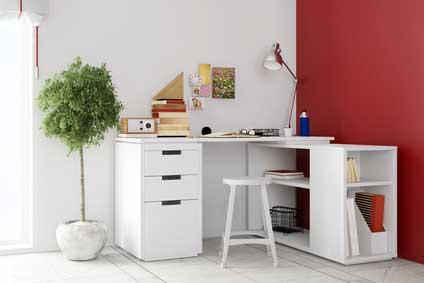 Des Idees De Decoration Pour Vos Bureaux Professionnels