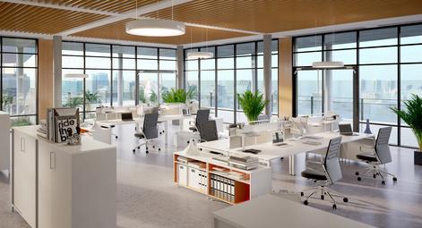 Openspace les clés pour un aménagement de bureau réussi