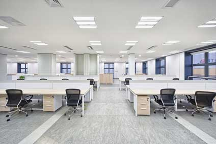 Espace de travail : surface et réglementation