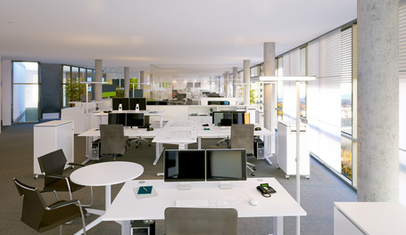 Travaux bureau réinventer la décoration des bureaux