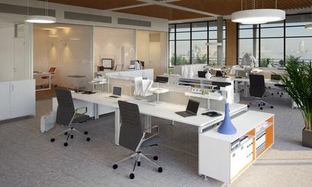 Des bureaux non attitrés