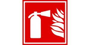 Affichage des règles de sécurité incendie
