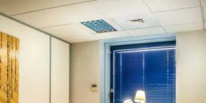 Faux-plafonds pour bureaux