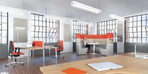 Aménagement d'espaces de travail en Ile-de-France