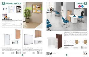 Catalogue banques d´accueil d'entreprise