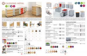 Catalogue caissons