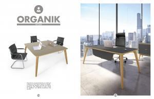Organik - Mobilier de direction