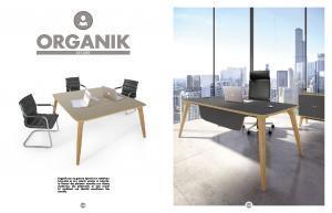 Mobilier pour bureau de direction Organik