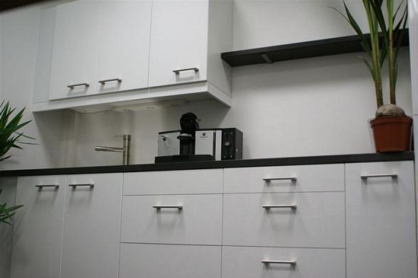bureaux d 39 un laboratoire de cosm tiques am nagement. Black Bedroom Furniture Sets. Home Design Ideas