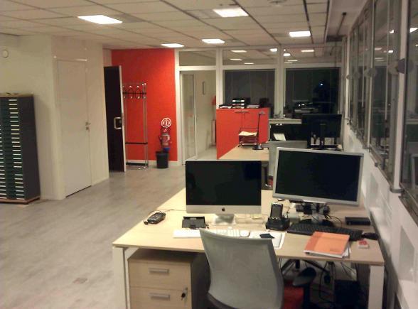 Réamenagement de bureaux