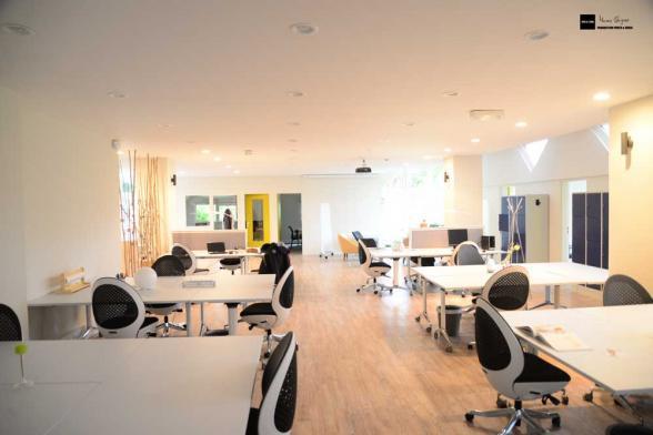 Aménager un espace de co-working